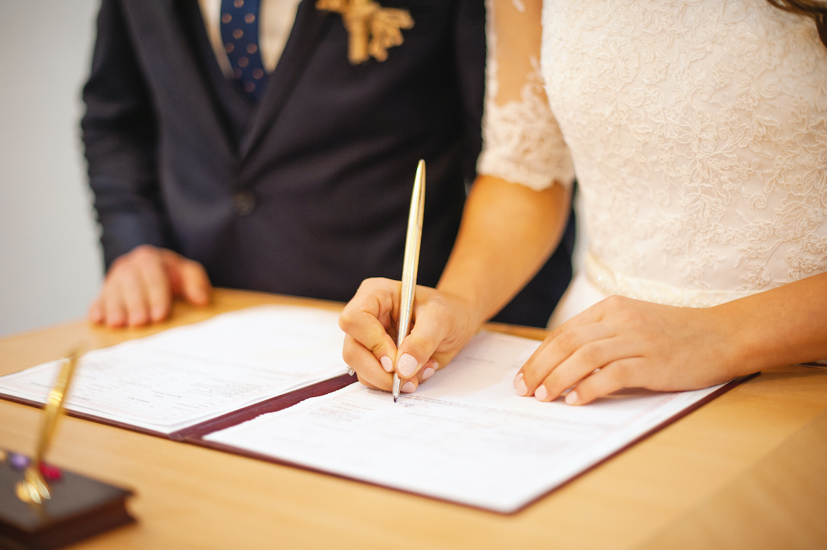 Acta de Matrimonio en Honduras