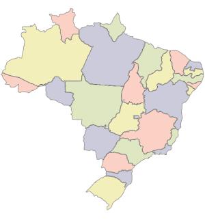 Brasil estado