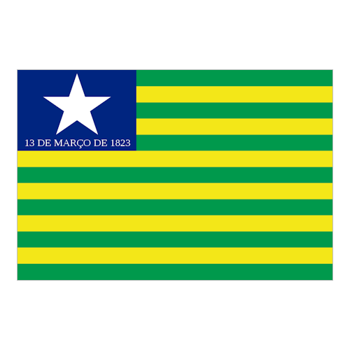 Bandiera de Piauí