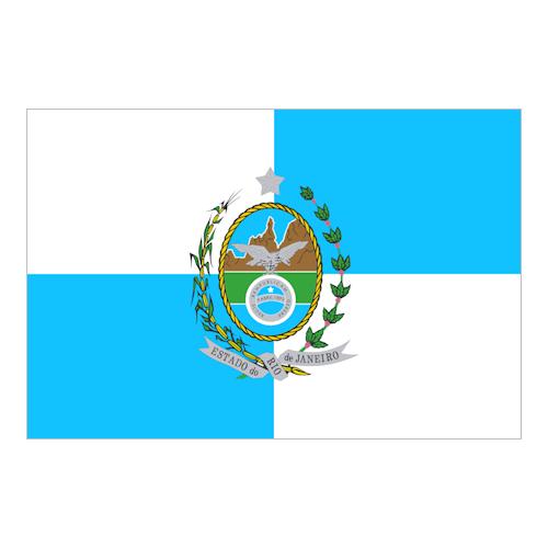 Bandiera de Rio de Janeiro