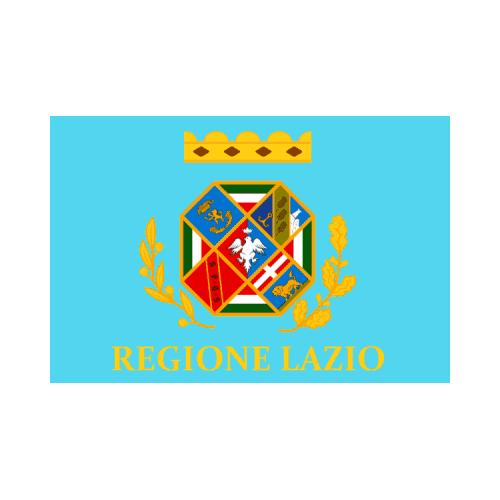 Bandiera di Lazio