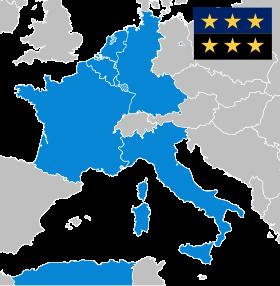 Carte pays CECA