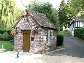la plus petite mairie de france