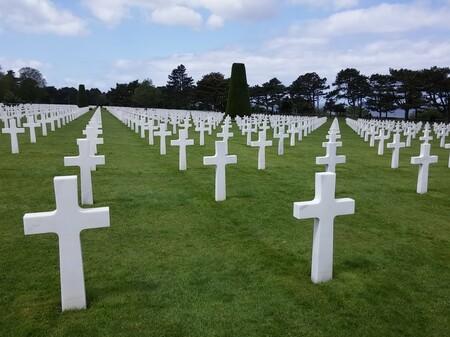Cimetière militaire français et américain