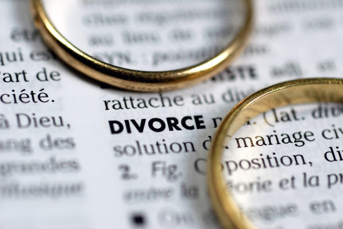 Acte de divorce