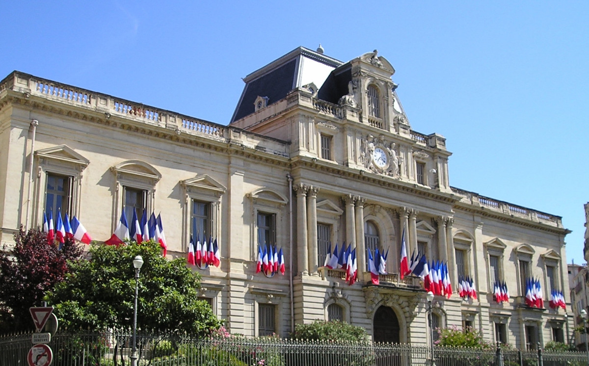 Les Préfectures des départements de la France