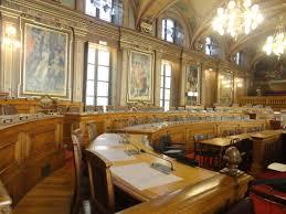 conseil municipal à Lyon