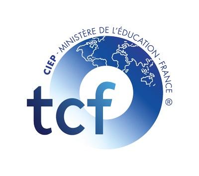logo TCF - test de connaissance du français