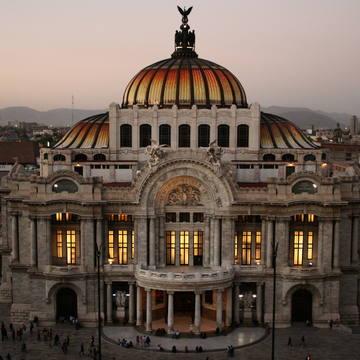 Centro histórico de México y Xochimilco