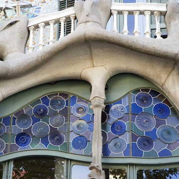 Obras de Antoni Gaudí