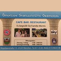 Öffentliche Sportgaststätte Obermenzing-profile_picture