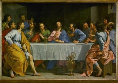 """""""أنتم أنقياء ولكن لا جميعكم"""" (يوحنا 13/ 10)"""
