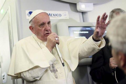 هذا رأي البابا بالرئيس الأميركي الجديد