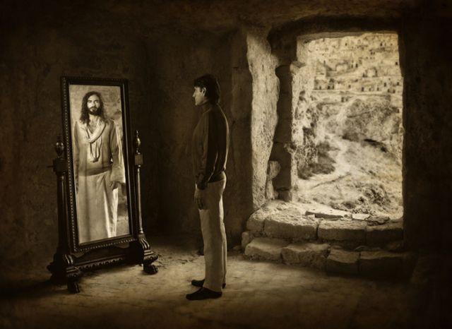 """""""يسوع لا يريد"""""""