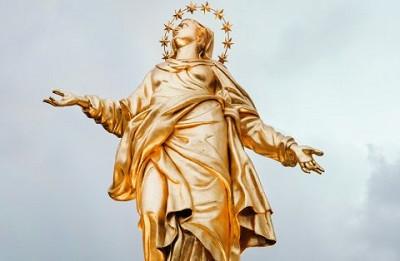 مريمُ المرأةُ الجديدةُ، سيّدةُ الكونِ الحقيقيّة