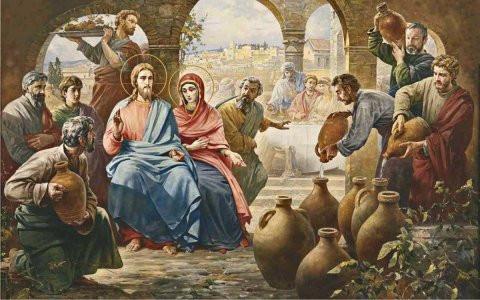 وفي اليوم الثالث، كان في قانا الجليل عرسٌ (يو 2: 1)
