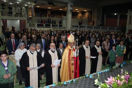 عيد القدّيسة كلودين في مدرسة يسوع ومريم