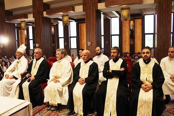 قدّاس الجماعات العيليّة في رعيّة أنطلياس