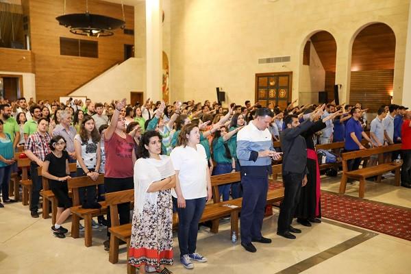 عيد الحركات الرسولية