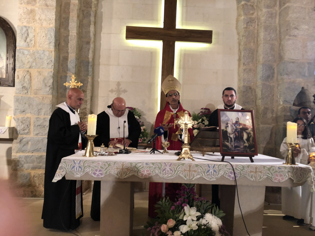 عيد مار شليطا في ترشيش