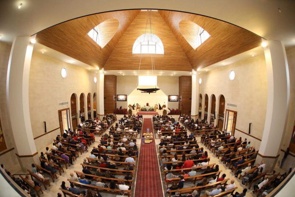 العيد 24 لتأسيس رعيّة – كاتدرائيّة القيامة
