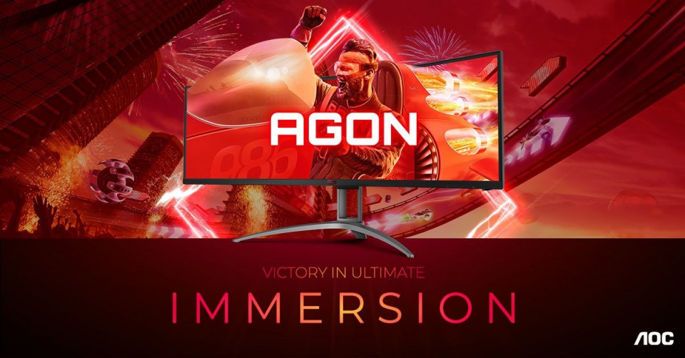 AGON AG493UCX2 – Immersive, productive, feature packed and now faster