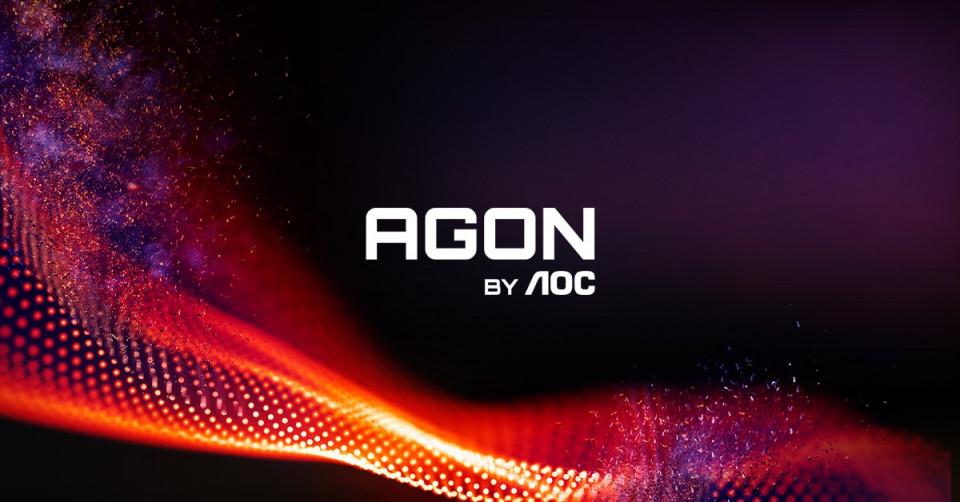 AGON by AOC teaser
