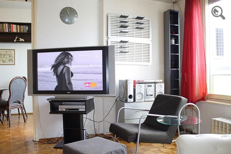 četvorosobni Apartman 25 Maj Beograd Centar