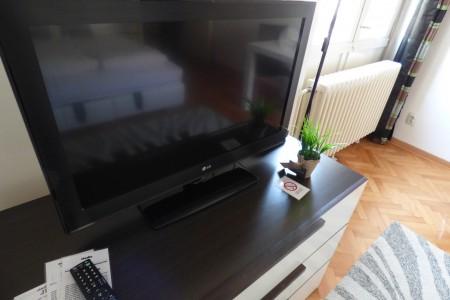 apartments belgrade Hilandarska 1 tv