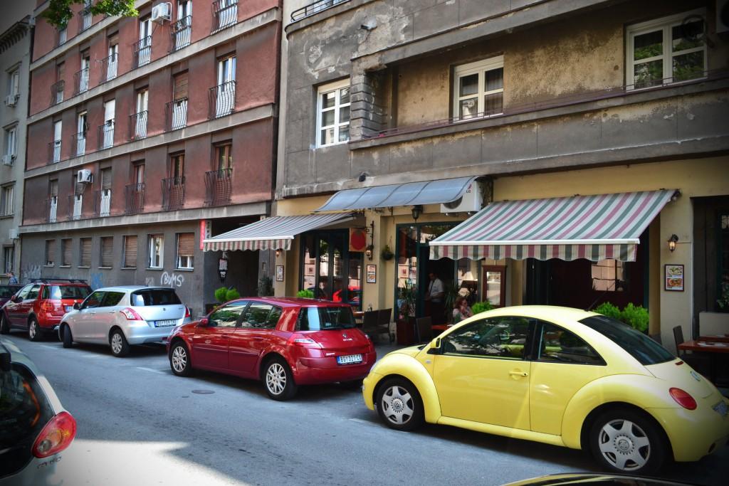 Stan , Beograd (grad) , Kratkoročno izdavanje | Studio Apartman Hilandarska 1 Beograd Centar