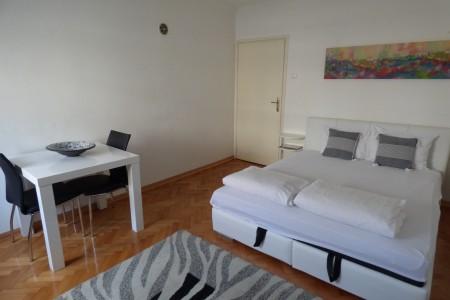 apartmani beograd Hilandarska 1 bracni krevet