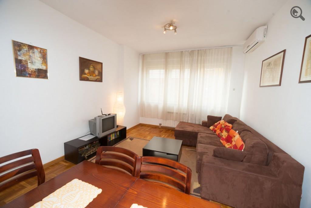 Dvosobni Apartman Vuk Beograd Zvezdara
