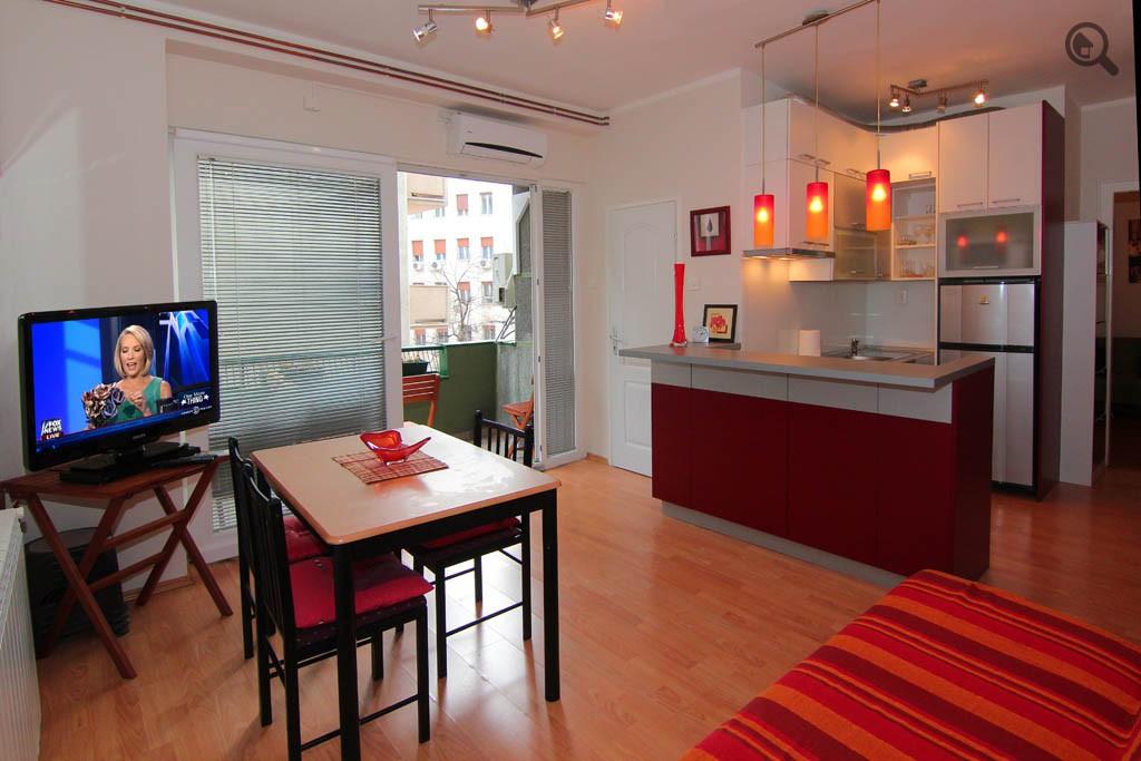 Dvosobni Apartman Proleće Beograd Centar