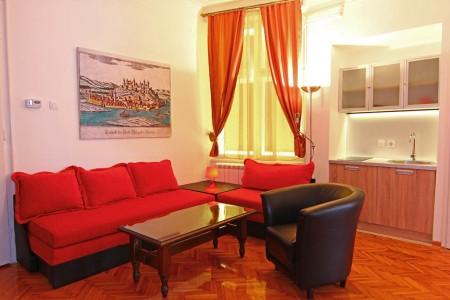 Trosobni Apartman Car Beograd Centar