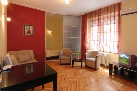 Jednosobni Apartman Lotos Beograd Centar