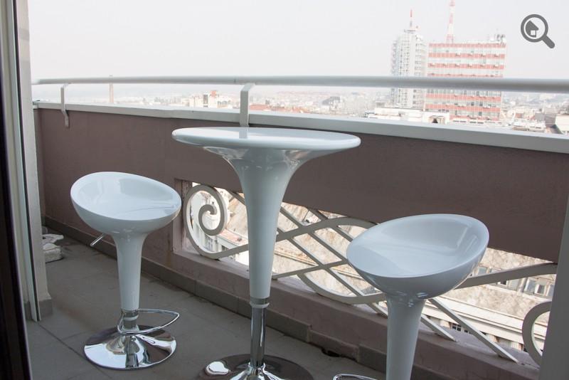 Dvosobni Apartman Sky Beograd Centar