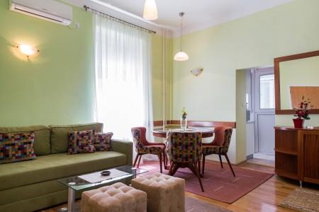 Dvosobni Apartman Opera Beograd Centar