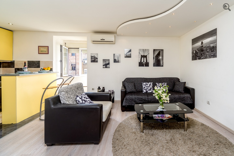 Stan , Beograd (grad) , Kratkoročno izdavanje | Dvosobni Apartman Breeze Beograd Vračar