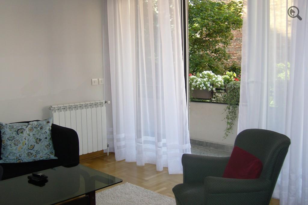 Dvosobni Apartman Deligradska Beograd Savski Venac