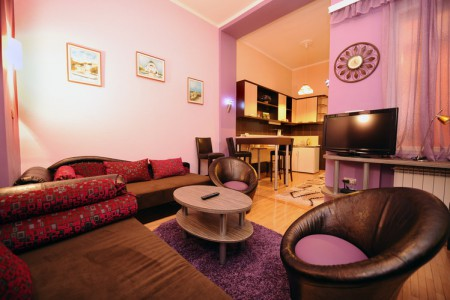 One bedroom Apartment Dositej Centar