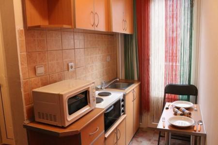 apartments belgrade kuhinja