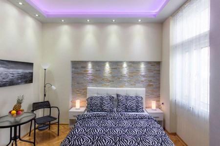 apartments belgrade spavaca soba krevet
