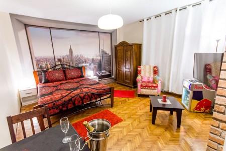 apartments belgrade dnevna soba