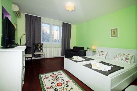 Studio Apartment Studio D Centar