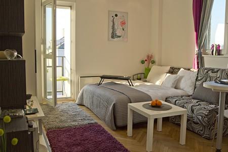 Jednosobni Apartman Sweet Beograd Savski Venac