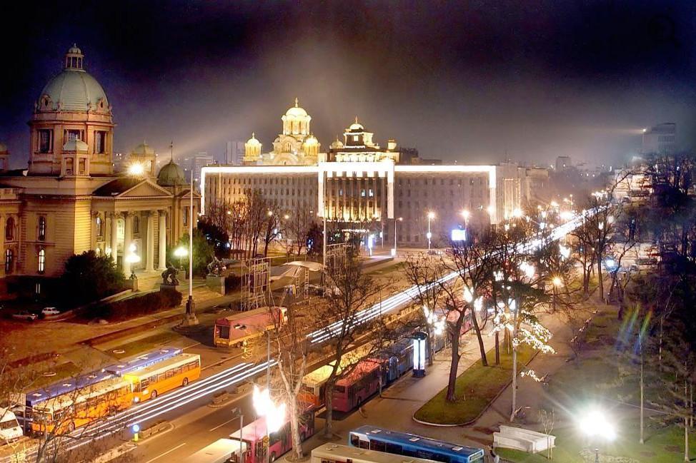 Stan , Beograd (grad) , Kratkoročno izdavanje | Studio Apartman Grof 3 Beograd Centar