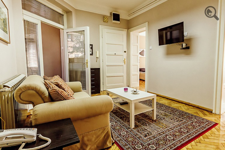 četvorosobni Apartman Skadarlija Beograd Centar