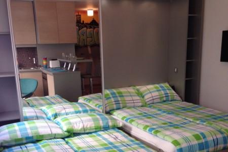 apartmani beograd soba kreveti