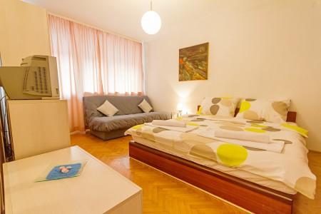 apartments belgrade krevet