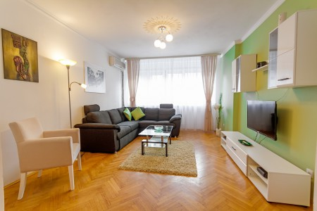 Dvosobni Apartman Uroš Beograd Centar